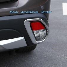 New Chrome Rear Fog Light Lamp Cover Trim For Mitsubishi Outlander 2016 2017