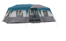 Extra Large Family Camping Tent 12 Person 3 Rooms 20 X 10ft Quick Set Up W