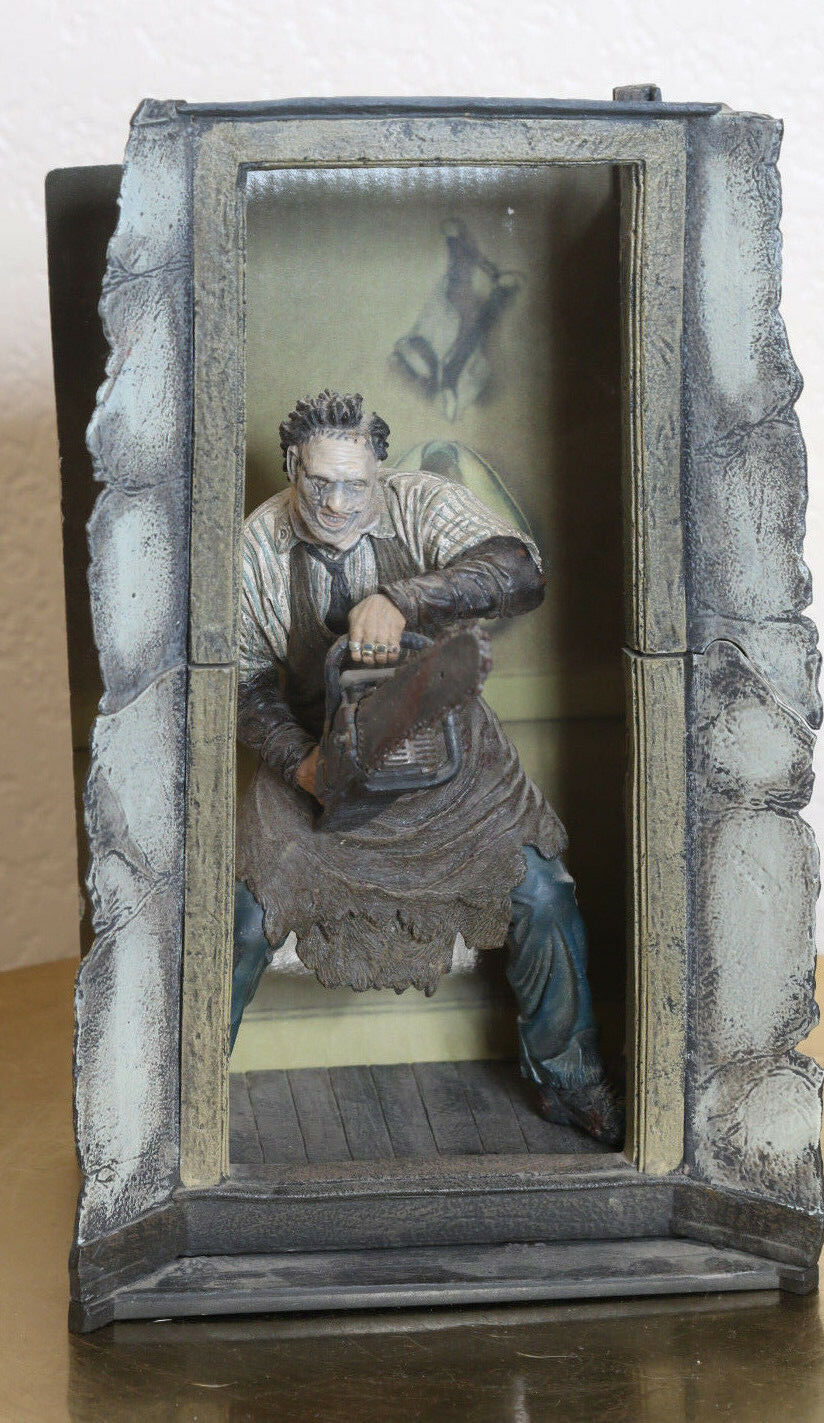 Mcfarlane Series 7 Lederface Movie Maniac Texas Chainsaw Massacre Loose Figure