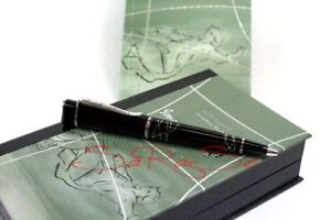 Montblanc-Jonathan-Swift-Limited-Edition-Kugelschreiber-Ballpoint-Pen-Neu-Sealed