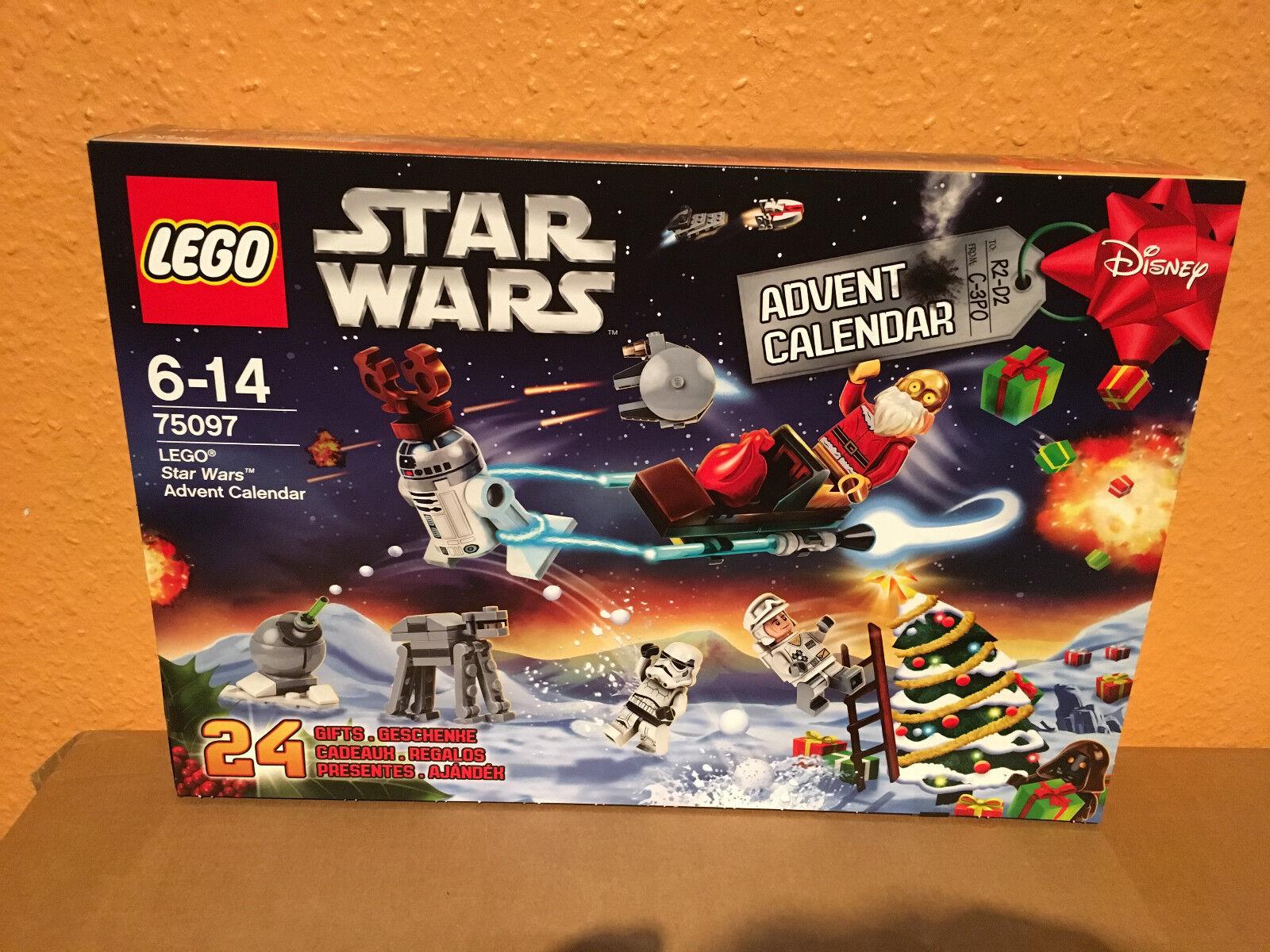 LEGO Star Wars Adventskalender (75097) NEU & OVP