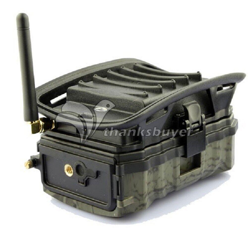 12MP HD 1080P Hunting  Trail Game Guard GPRS MMS 5M CMOS Camera 940nm w LCD S680M  new sadie