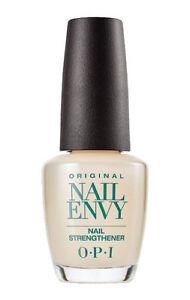 NEW, Sealed OPI Nail Envy Original Natural Nail Strengthener 0.5 oz ...