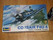 WW#2, USA, F4U-4 CORSAIR, Fighter Plane, Plastic Model Kit, Scale 1/48
