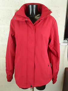 WOMANS-LADIES-ALL-SEASONS-WALKING-HIKING-HOODED-JACKET-FROM-ELLOS-LAREDOUTE
