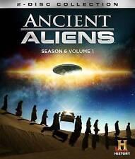 Ancient Aliens: Season 6, Vol. 1 (Blu-ray Disc, 2014, 2-Disc Set, Includes...