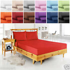 1800 SERIES EGYPTIAN QUALITY SUPER SOFT SHEETS DEEP POCKET 3/ 4 PC BED SHEET SET