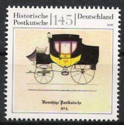Bund Nr.2806 ** Historische Postkutsche 2010 Postfrisch