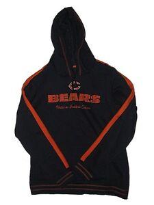 New NFL Women's Chicago Bears Hoodie Sweatshirt National Football