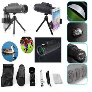 40x60-Optical-Zoom-SCOPE-Monocular-Telescope-Tripod-Clip-for-Smart-Mobile-Phone