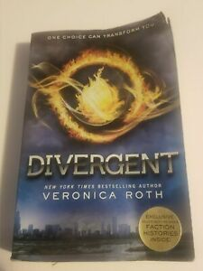 Book-Divergent-Divergent-Series-by-Veronica-Roth-used