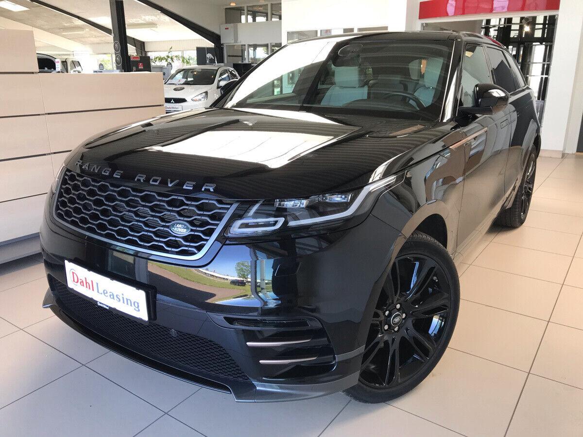 Land Rover Range Rover Velar 2,0 P250 R-Dynamic HSE aut. 5d