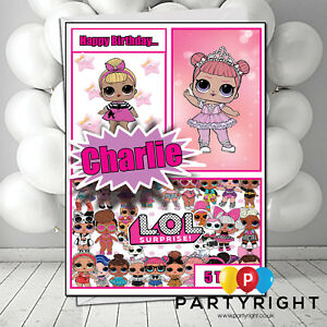 Personalised-LOL-Dolls-Surprise-Birthday-Card-A5-Large-Any-Name