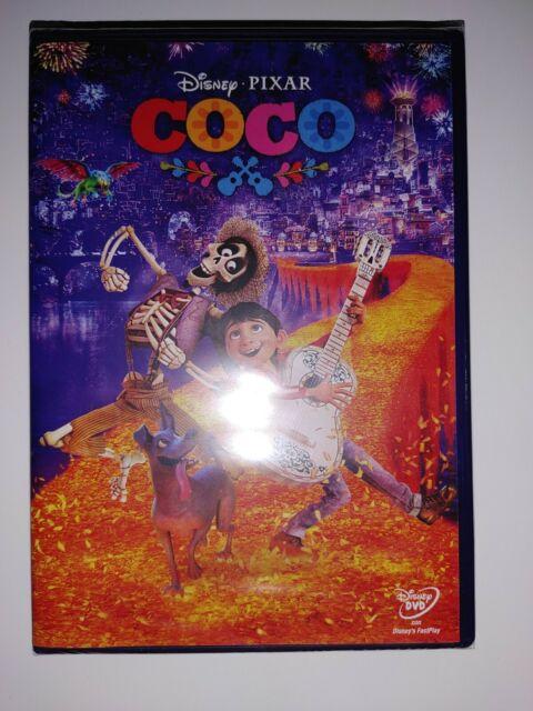 Coco Disney Pixar - DVD . Nuevo (Precintado)