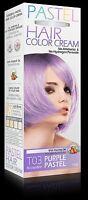 Premium PASTEL Hair Colour Cream Dye Goth Cosplay Goth - No Ammonia / Hydrogen
