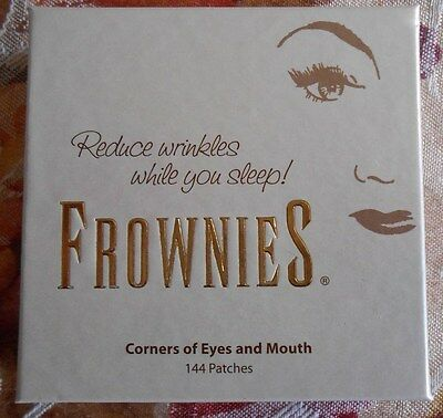 Frownies Corner of Eyes and Mouth 144 Patches