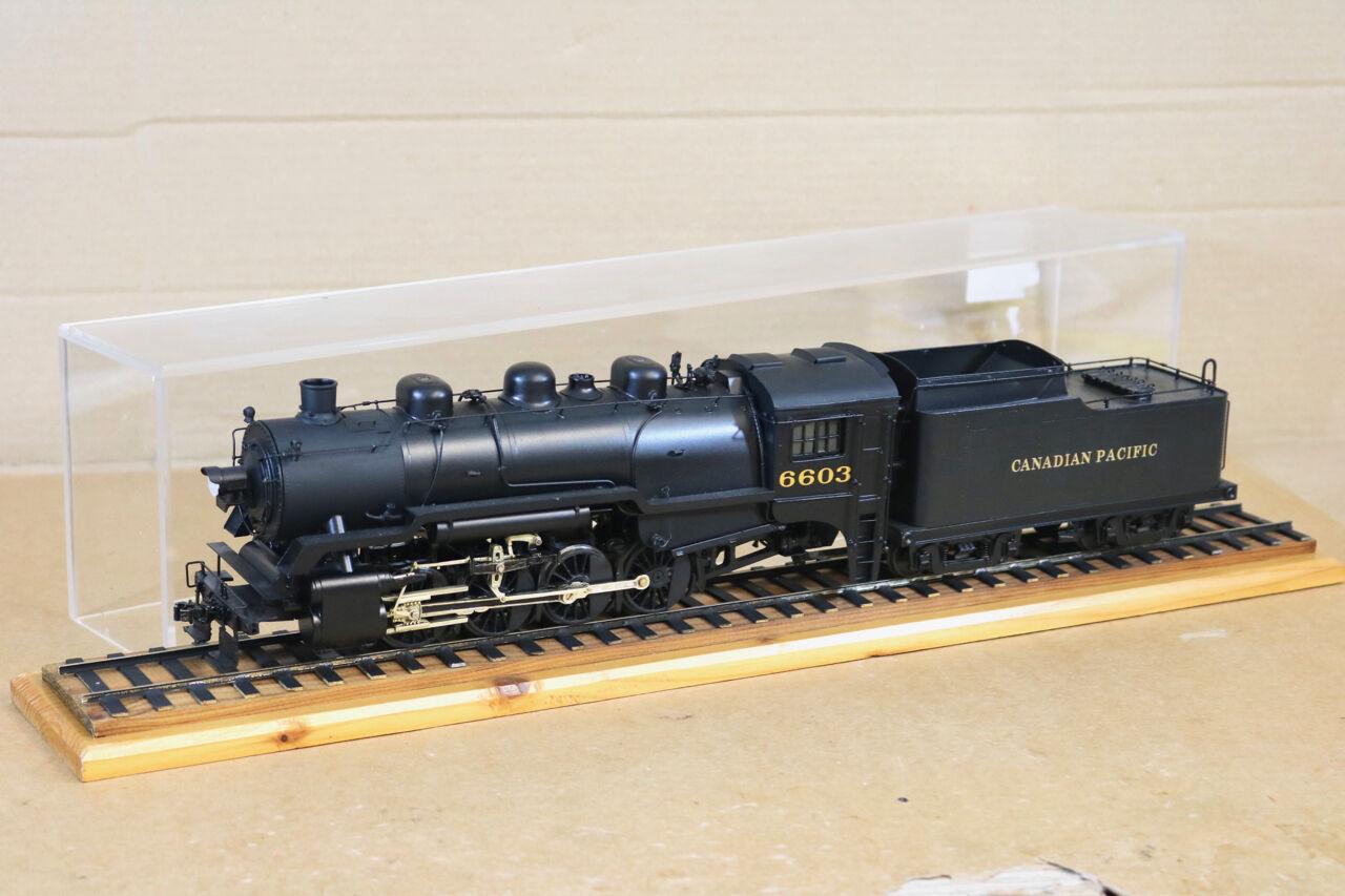 KTM Set Built O Maßstab Canadian Pacific CP 0-8-0 Klasse V5a Loco 6603 Nl