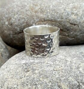 Solid-925-Sterling-Silver-Spinner-Ring-Meditation-Ring-Statement-Ring-Size-srR30