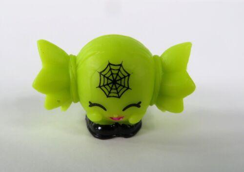NEW Shopkins Halloween Pumpkin Series Moose Toys Green Mandy Candy