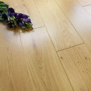 *Sample* Engineered Oak Wood Flooring Brushed Oiled 13mm x 2mm x 125mm SALE