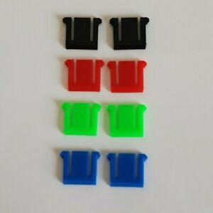 Logitech-K360-Gamba-Supporto-Piede-Piedi-Set-di-ricambio-Set-di-ricambio