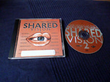 CD Shared Vision 2 The Songs Of The Rolling Stones Tribute Tom Jones Joe Cocker