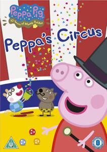 PEPPA-PIG-VOL-21-PEPPA-039-S-CIRCUS-DVD-BRAND-NEW-2014-REGION-2