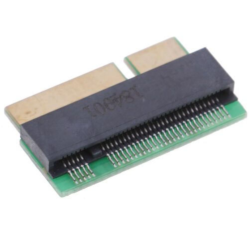 B+M key M.2 NGFF SSD adapter card for 2012 imac A1418 A1419// mac pro A1398 A1C!C