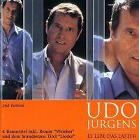 Udo Jürgens Es lebe das Laster-2nd Edition (2002/03; 4 bonus) [CD]