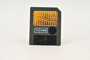 16MB-Smart-Media-Card-Tested-amp-Formatted-SmartMedia-for-Fujifilm-Olympus-etc