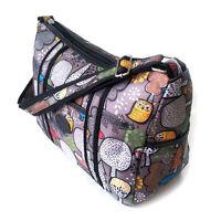 Shoulder Tote Bag Diaper Bag Hobo Handbag Purse World Wide Free Shipping