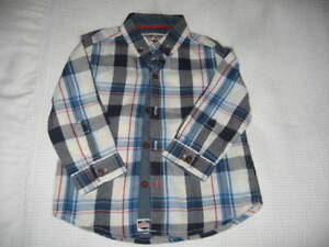 NEXT-Boys-Long-Sleeve-Shirt-Age-12-18mths-New-without-tags