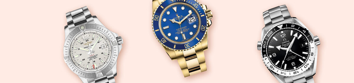 Shop Event Tax Refund - Time to Indulge Up to 70% off Rolex and more.