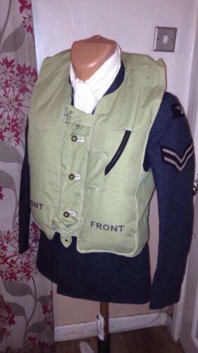 48 chest Repro 1932 Mae West Life Vest RAF WW2 Battle Of Britain Reenactor