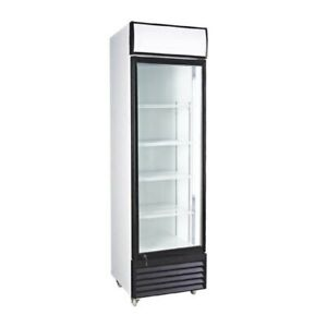 Procool-Glass-Door-Upright-Display-Beverage-Cooler-Merchandiser-Refrigerator