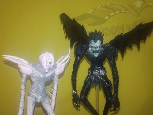 2 figure in PVC Death Note Shinigami Rem e Ryuk デスノート Desu Nōto