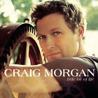 Little Bit of Life by Craig Morgan (CD, Oct-2006, Broken Bow)