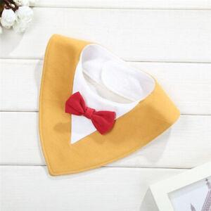 Bandana Burp Cloth Bib Soft Cotton Baby Infant Bib Feeding Saliva Towel Hot 889