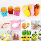 Cute Soft Squishy Squeeze Toy Slow Rising Phone Charms Straps Pendant Key Chain