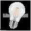2700K warmweiße Glühlampe Haushalt = 150W E27 LED Filament Birne A60-12W