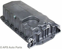 VW New Beetle 1.6 1.9 TDi 2.0 Oil Sump Pan Without Hole Level Sensor 038103601NA