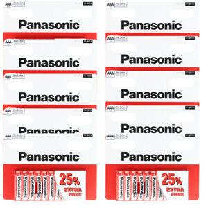 100-x-AAA-Genuine-PANASONIC-Zinc-Carbon-Battery-LR03-1-5V-MN2400-Longest-Expiry
