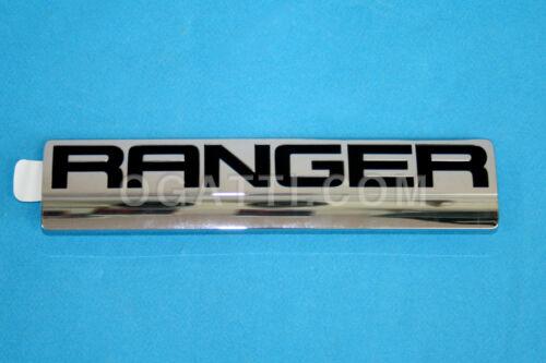BRAND NEW OEM RANGER FRONT FENDER EMBLEM 2006-2011 #6L5Z-16720-B