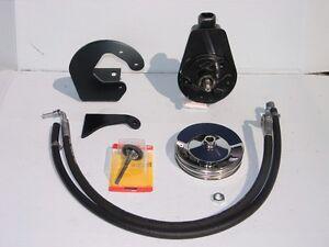49-50-51-52-53-Ford-Mercury-Flathead-V8-Power-Steering-Pump-Kit-No-Gear