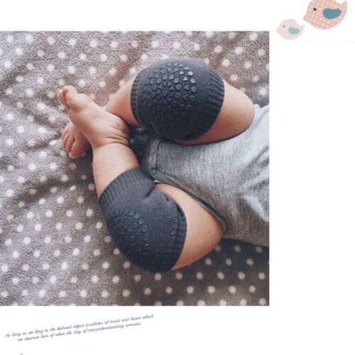 8634 Fashion Baby/'s Crawling Knee Pads Safety Anti-slip Walking Leg Elbow Protec