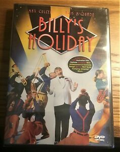 BILLY'S HOLIDAY - DVD- Widescreen- NEW FACTORY SEALED ANCHOR BAY USA -MAX CULLEN