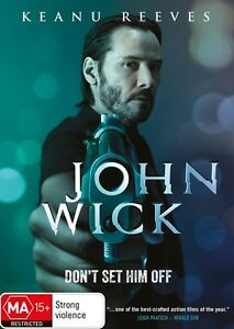 Details about JOHN WICK 1 : NEW DVD