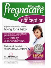 Vitabiotics Pregnacare Before Conception - 30 Tablets