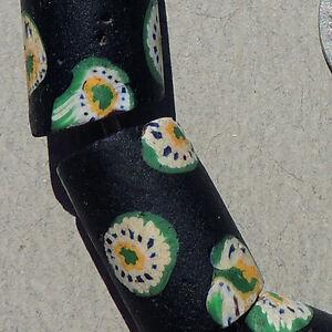 8-old-antique-venetian-tubular-millefiori-african-trade-beads-1148