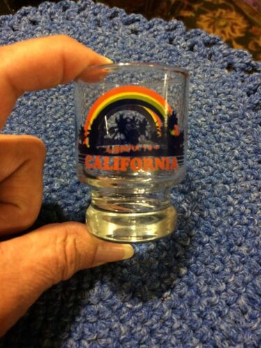 """California"" Shotglass"